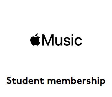 UNiDAYS Apple Music半价学生邮箱验证